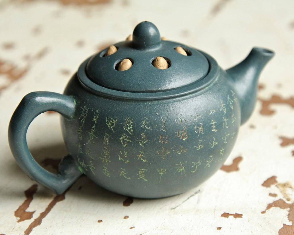 Kettlepots_Yixing teapot