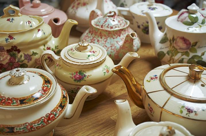 Choosing A Teapot