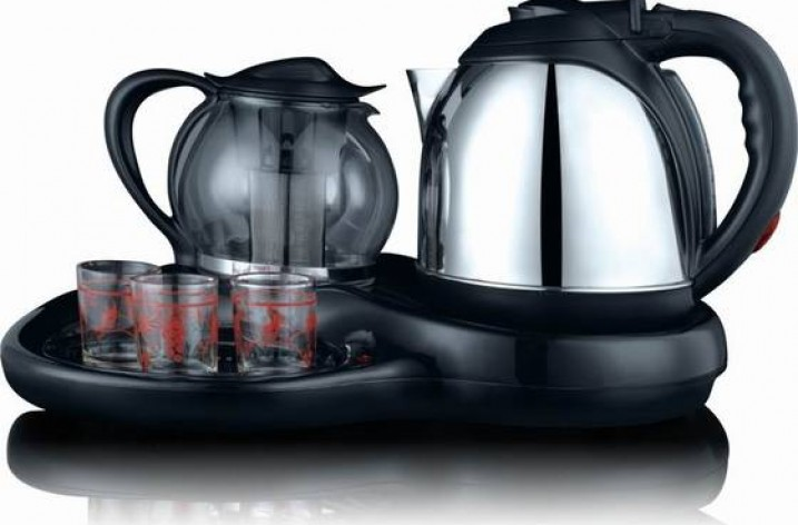 Electric versus stovetop kettle