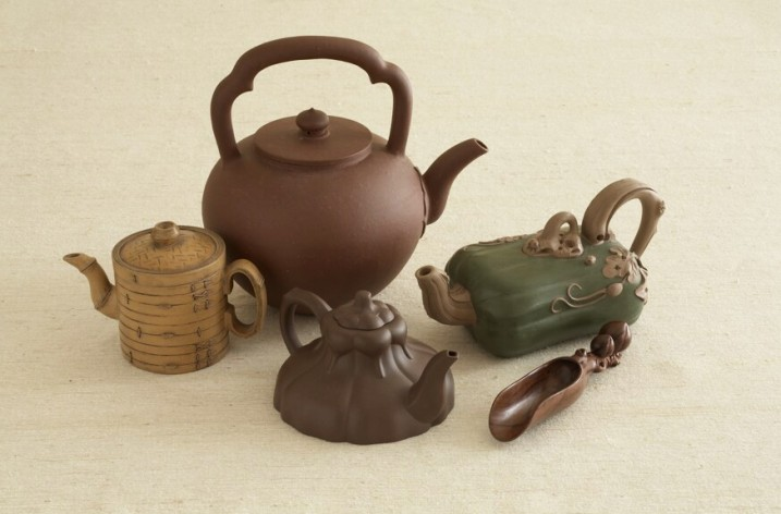 3 simple steps to maintain a new Yixing teapot